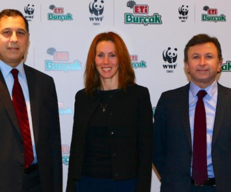 WWF Türkiye ve Eti Burçak Siyez'e sahip çıktı