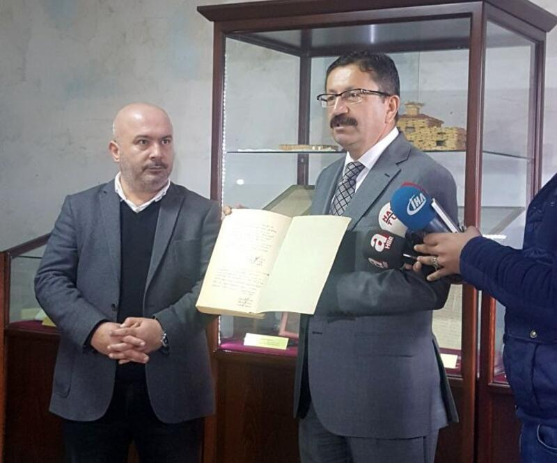 Deniz, Yusuf ve Hüseyin'in idam hüküm belgesi artık Ulucanlar Cezaevi Müzesi'nde