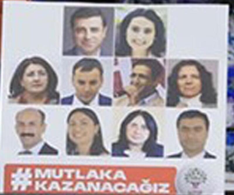 HDP'li Beştaş hakkında, tutuklu vekillerin fotoğrafını paylaştığı için fezleke