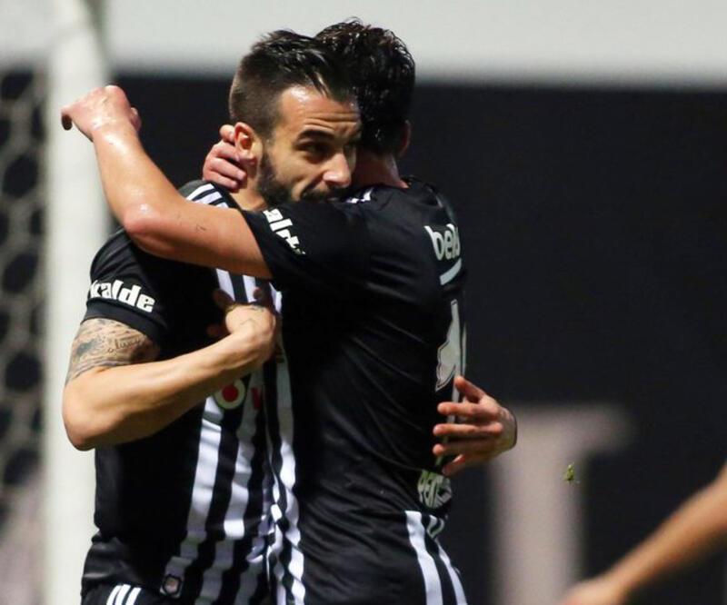 Beşiktaş 3-2 Skenderbeu / Maç Özeti