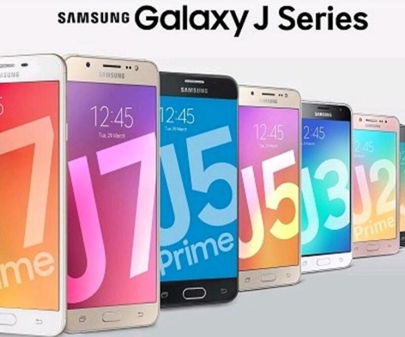 Samsung Galaxy J ailesi genişliyor