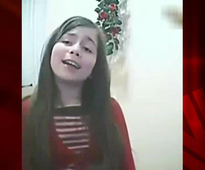 Bu küçük kızı tanıyabildiniz mi?