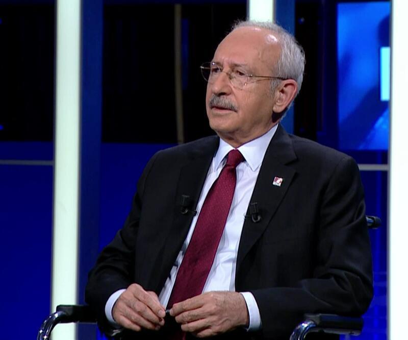 Kemal Kılıçdaroğlu özel röportajından öne çıkan başlıklar