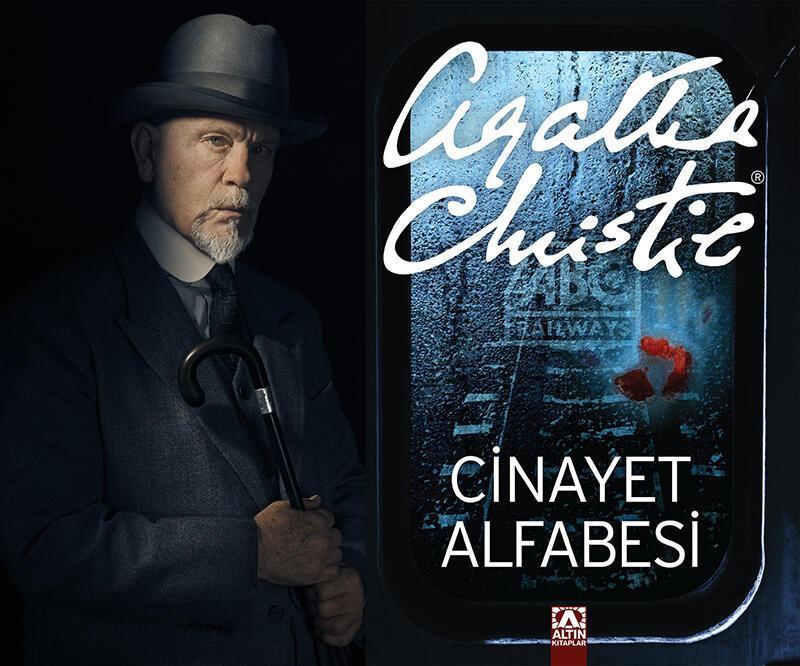 Agatha Christie'nin ünlü romanı dizi oluyor: John Malkovich oynayacak