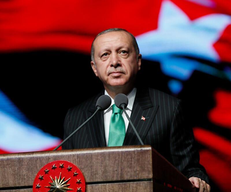 Cumhurbaşkanı Erdoğan ABD'den ayrıldı