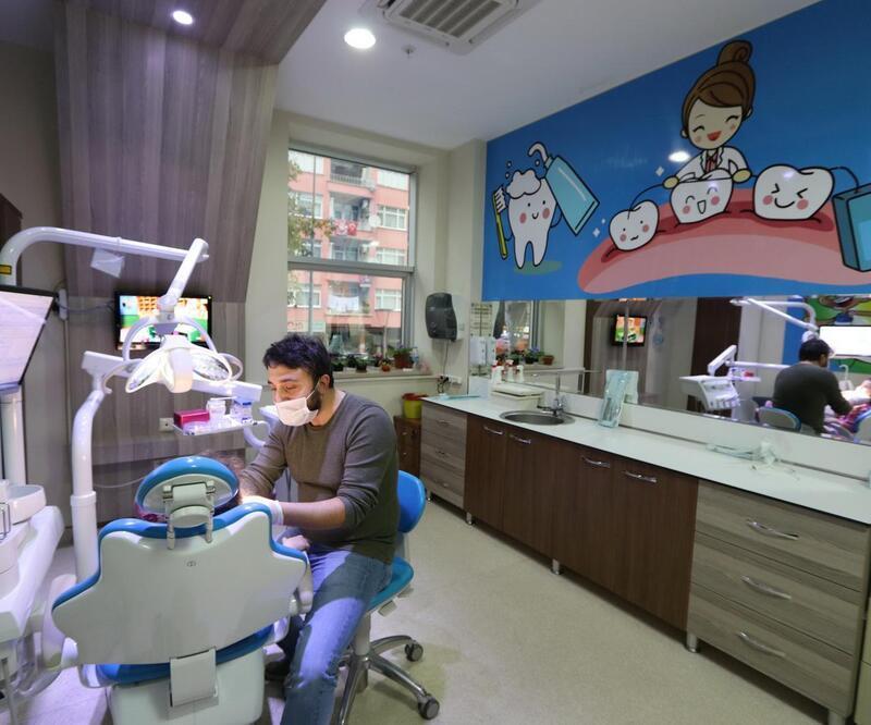 Çocuklara özel diş kliniğiyle artık dişçi korkusu son buluyor