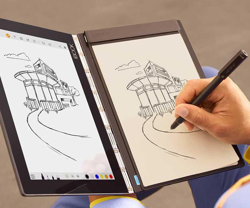 Lenovo yeni cihazlarını CES 2019'da duyurdu