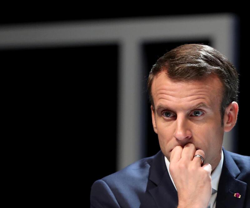 Macron'dan Fransızlara açık mektup