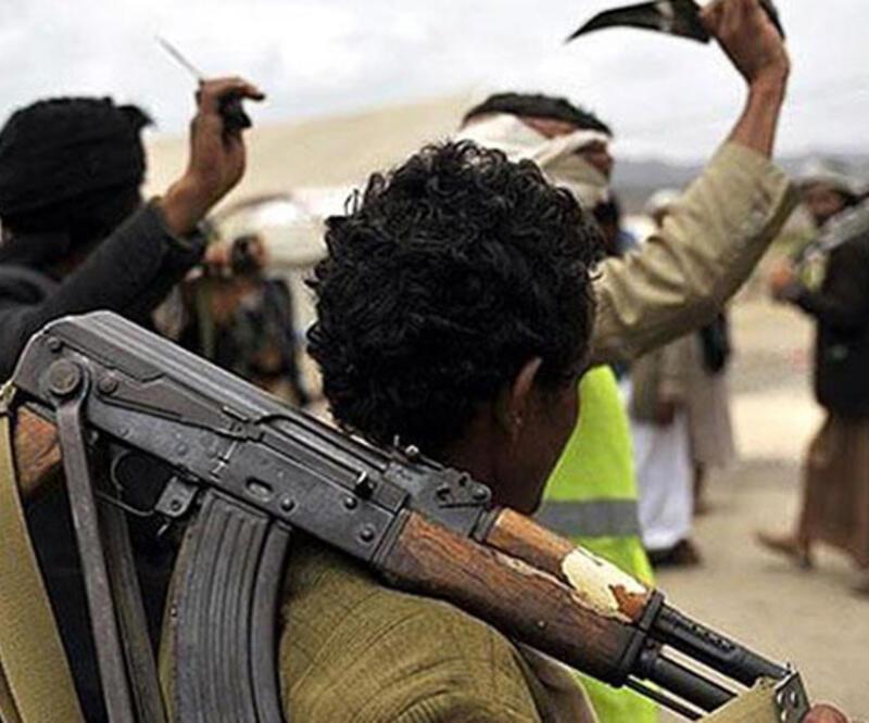 Yemen'de Husiler bir mülteci kampını bombaladı, 7 ölü, 30 yaralı
