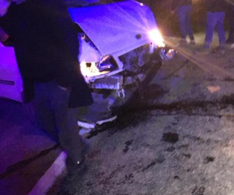 Tunceli'de kaza: 5 yaralı