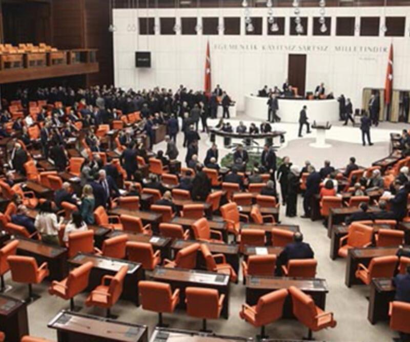 Son dakika: AK Parti'nin adayı Mustafa Şentop, TBMM'nin yeni başkanı seçildi