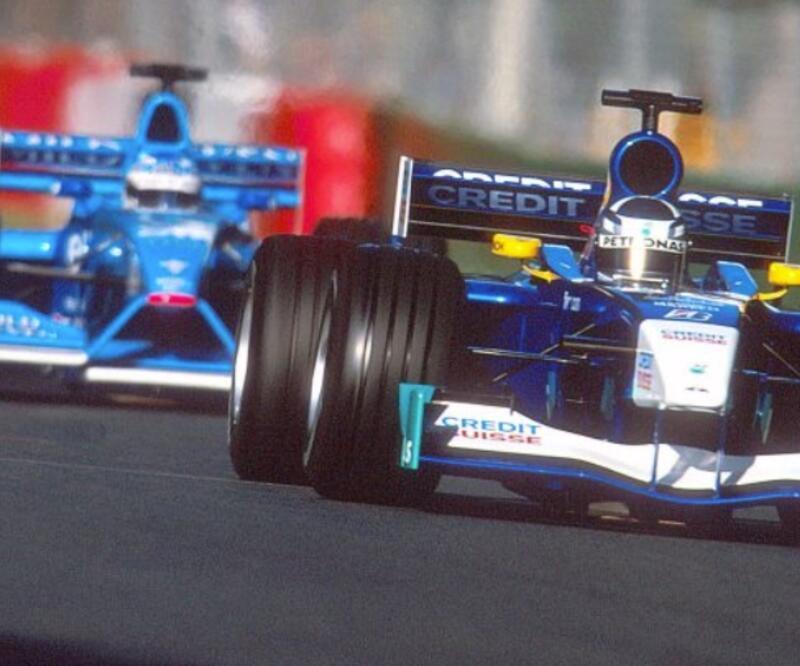 Formula 1'in 'en yaşlısı' Raikkonen