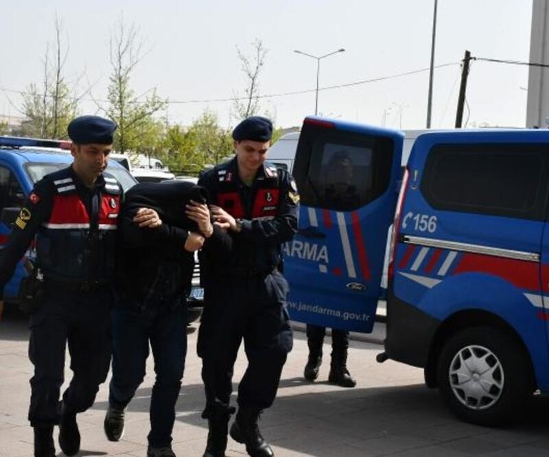TEM'de para nakil aracını soyan şüpheli, rezidansta yakalandı