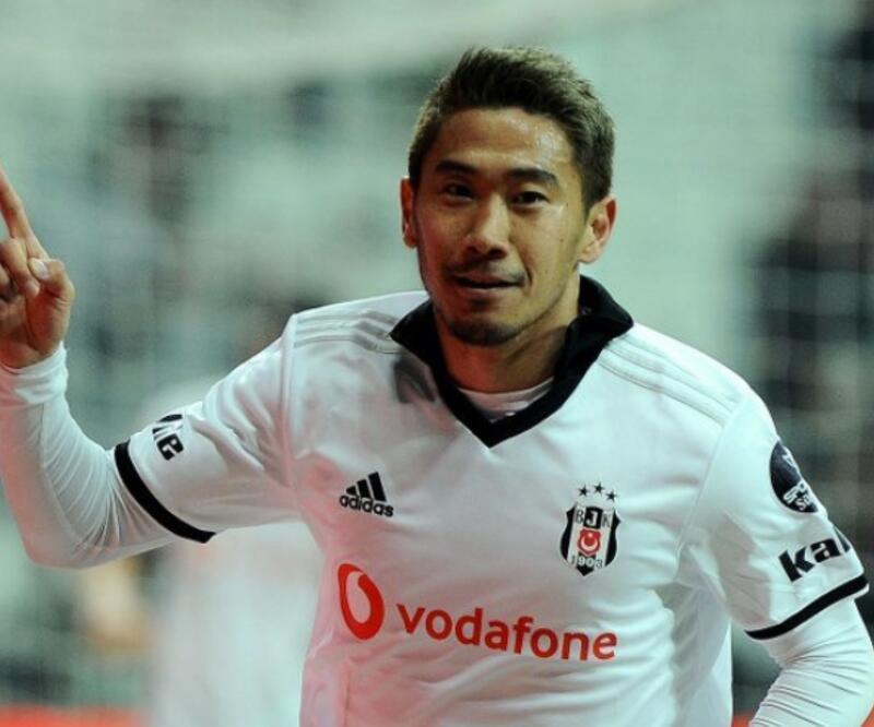 Shinji Kagawa Beşiktaş'a veda etti