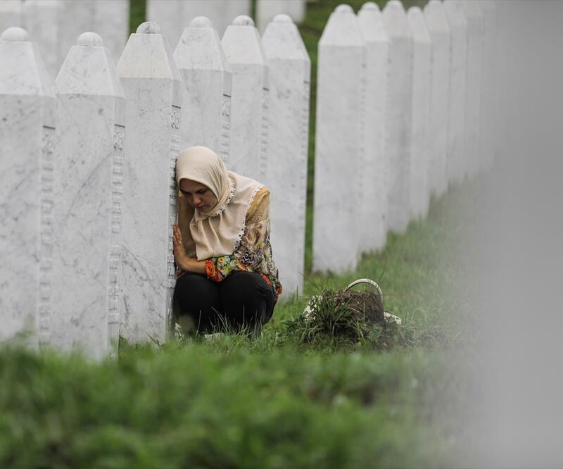 II. Dünya Savaşı sonrası en büyük insanlık trajedisi: Srebrenitsa soykırımı