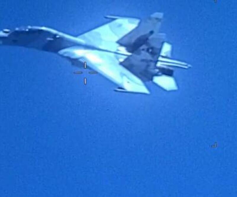 ABD'ye ait uçağın Venezuela'nın hava sahasını ihlal ettiği iddiası