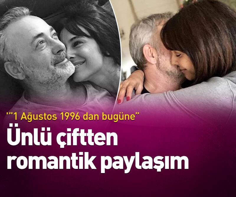 Son dakika: Arzum Onan-Mehmet Aslantuğ çiftinden romantik paylaşım
