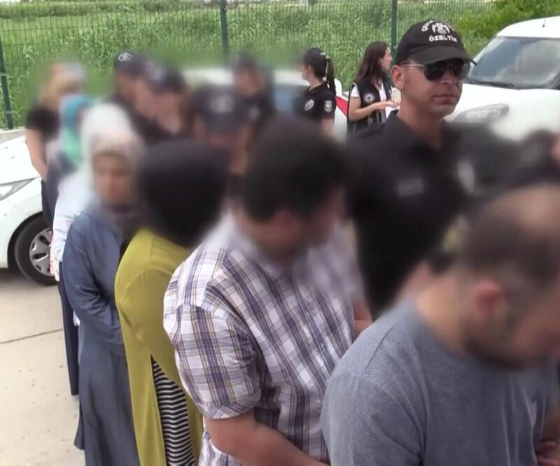 FETÖ'cülerin Türkiye'ye iadesi