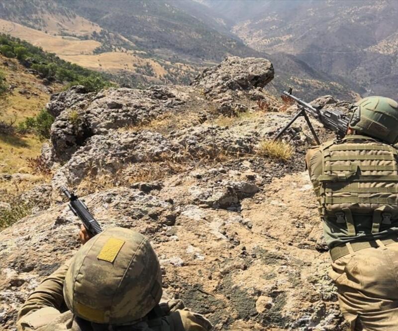Son dakika: Irak'ın kuzeyinde Pençe-3 Operasyonu başlatıldı