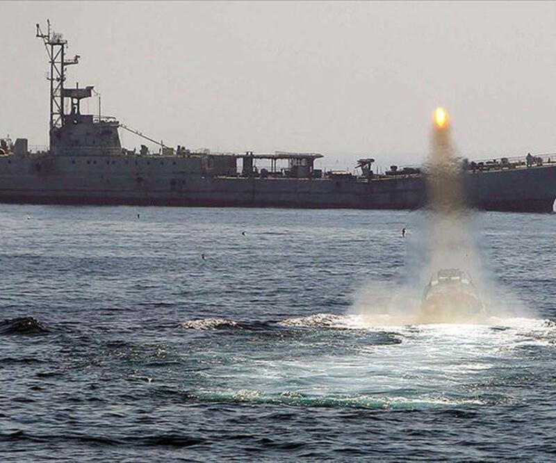 İran Körfez'e savaş gemisi gönderdi
