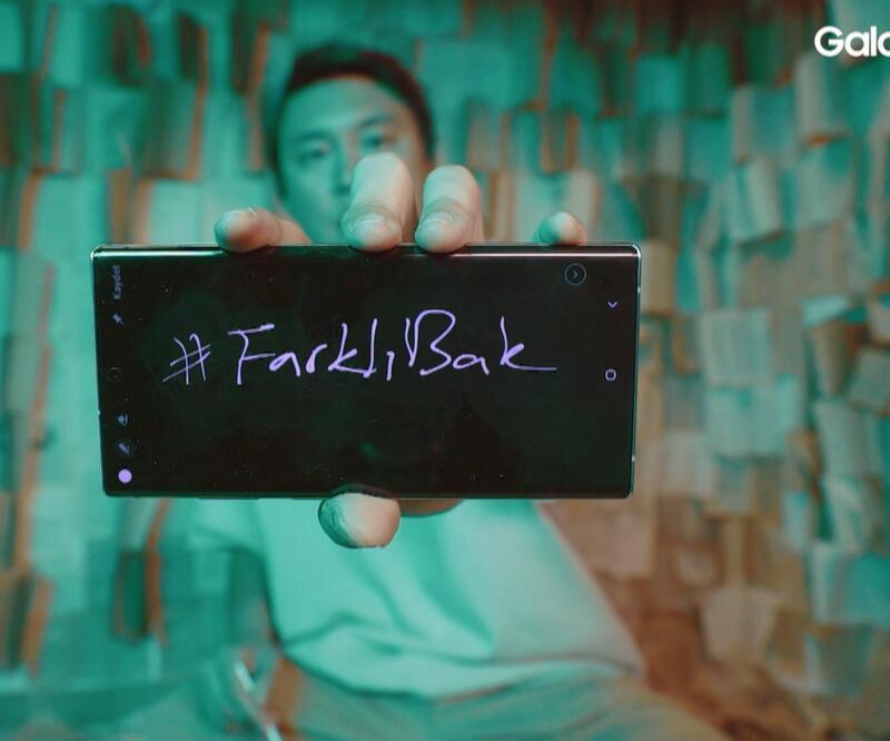 En Eğlenceli Galaxy Note10 Unboxing