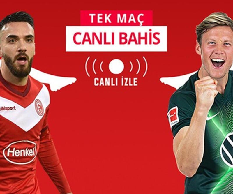 Bundesliga'da haftanın açılış maçına misli.com'da canlı oyna!