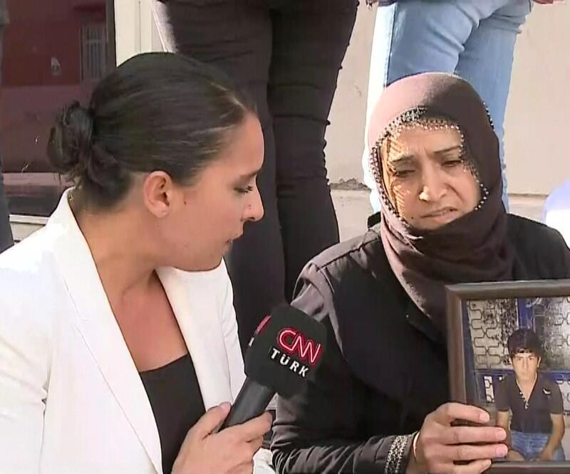 Bingöl ailesi 4 yıldır oğullarını bekliyor