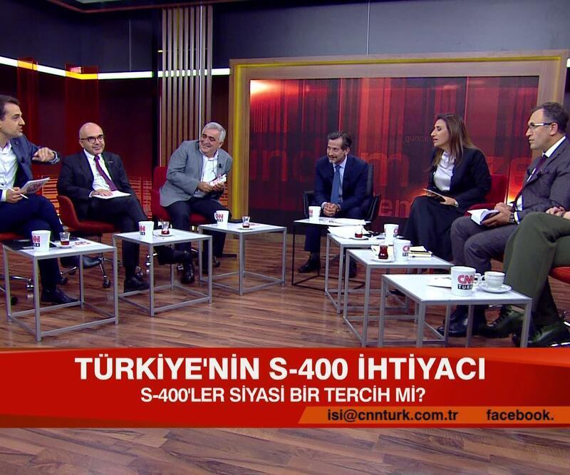 Türkiye'nin S-400 ihtiyacı