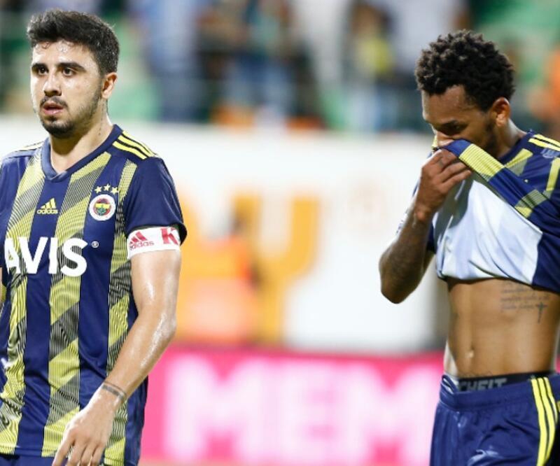 Süper Lig puan durumu / Fenerbahçe kaybetti