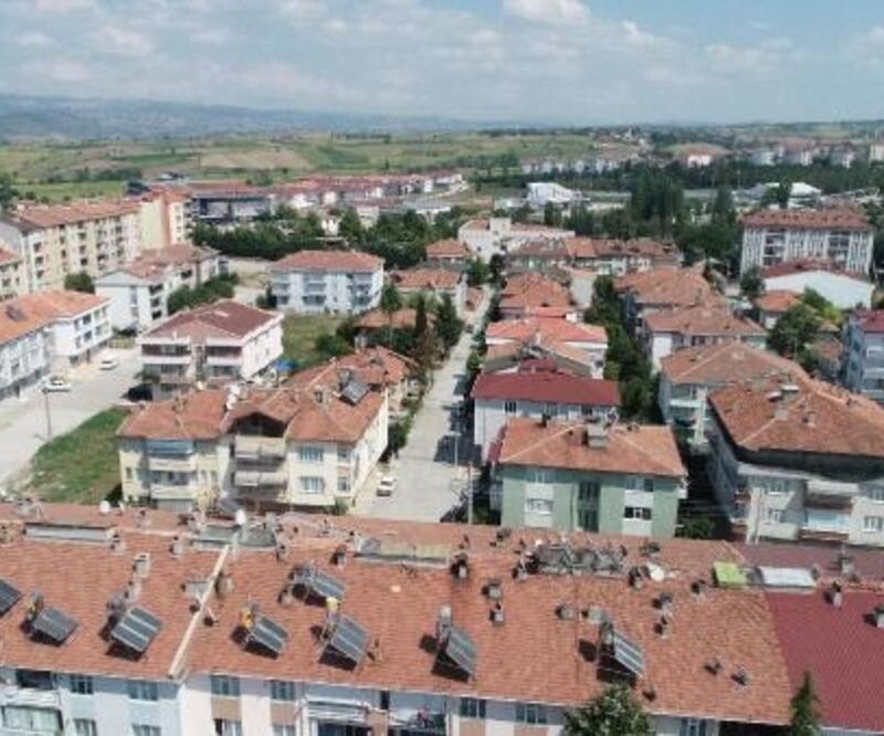 Samsun'da mahalle altında antik Roma kenti araştırılıyor