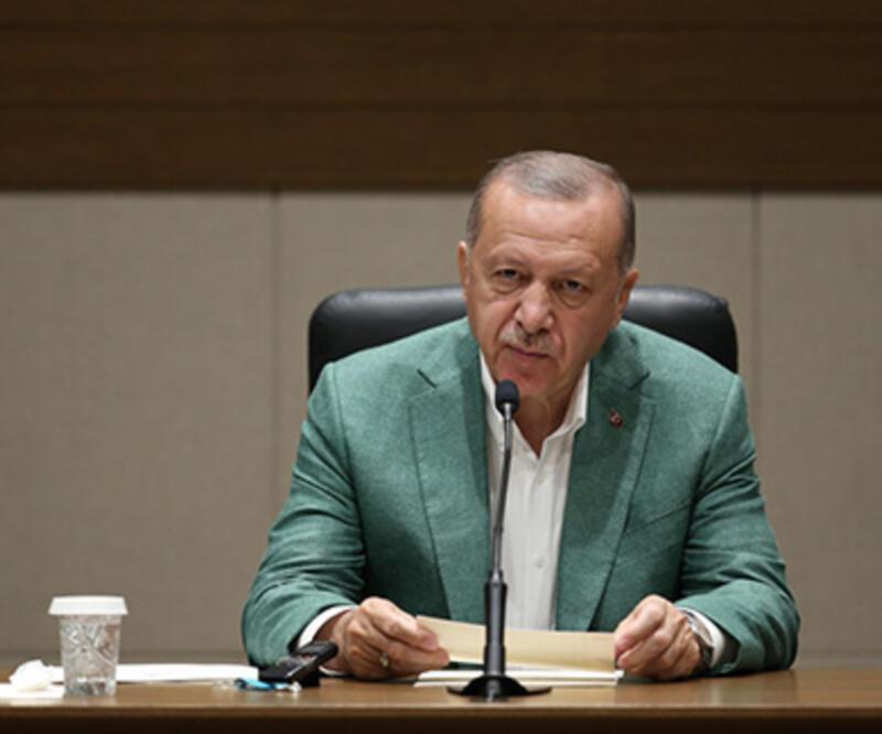 Son dakika... Cumhurbaşkanı Erdoğan'dan ABD ziyareti öncesi önemli açıklamalar