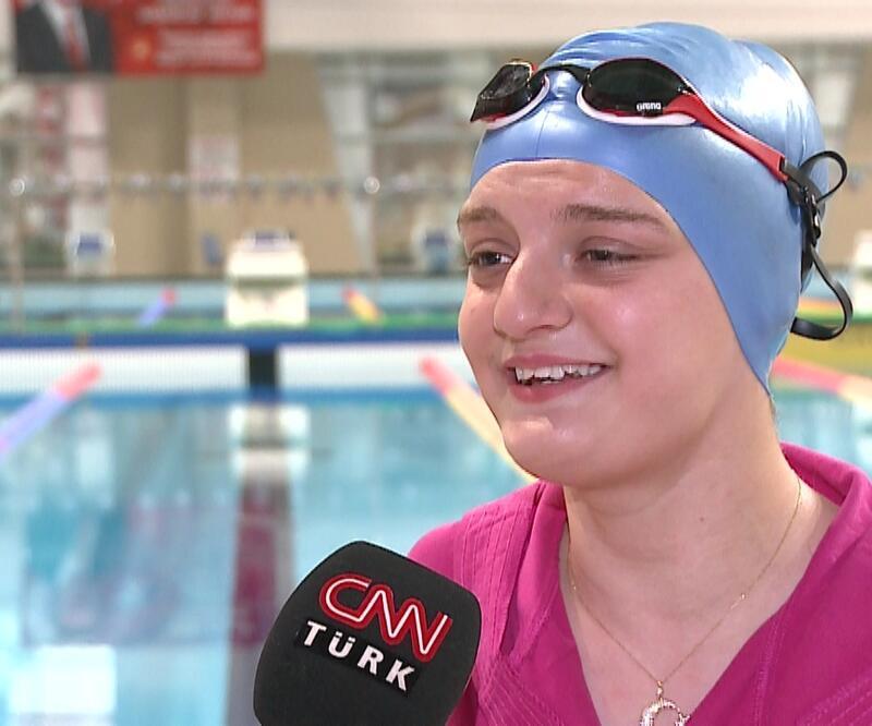 Sümeyye Boyacı hayallerini CNN TÜRK'e anlattı