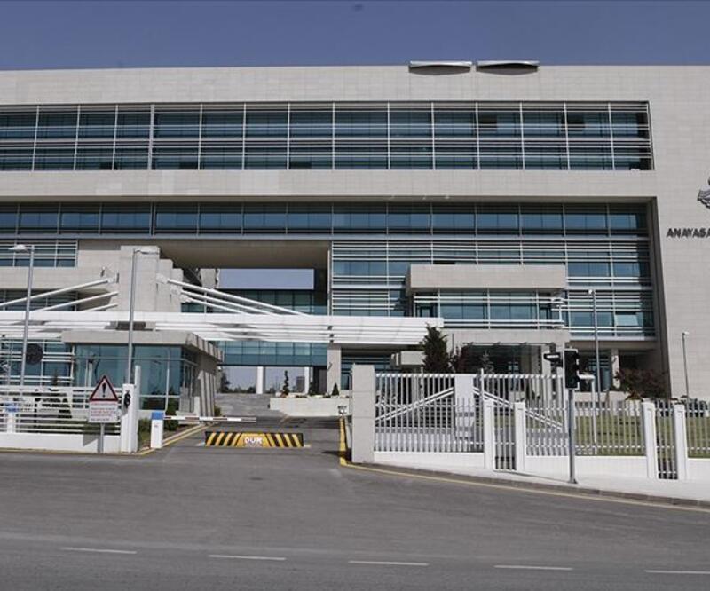 AYM Başkanı Arslan: Anayasa Mahkemesinin önünde 47 bin bireysel başvuru var