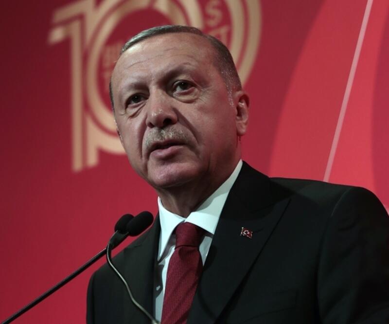 Cumhurbaşkanı Erdoğan'dan F-35 açıklaması