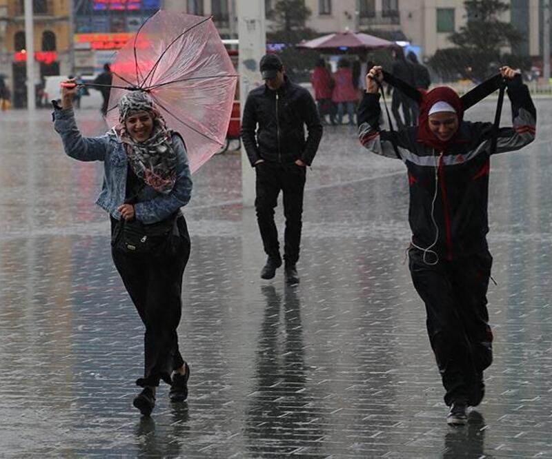 Meteoroloji ve AFAD'dan İstanbul için uyarı