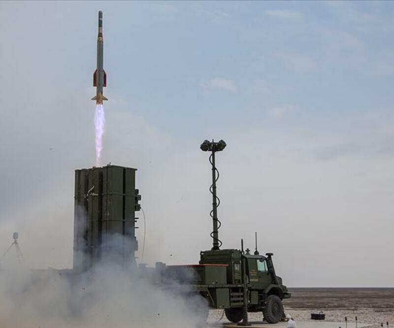 Savunma Sanayii Başkanı Demir: HİSAR-A'da seri üretime geçiliyor