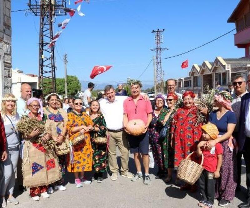Germiyan Festivali'nde renkli görüntüler