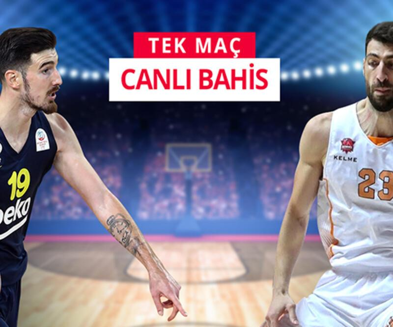 Fenerbahçe-Baskonia maçına Misli.com'da CANLI OYNA!