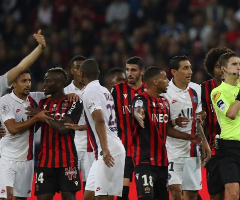 PSG deplasmanda 4 gol attı