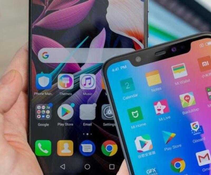 Çin'de telefon satışları için bugün yeni rapor yayınlandı