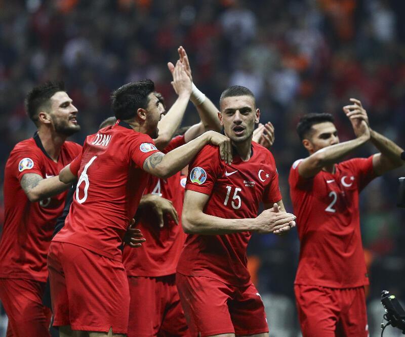 EURO 2020'ye katılan takımlar