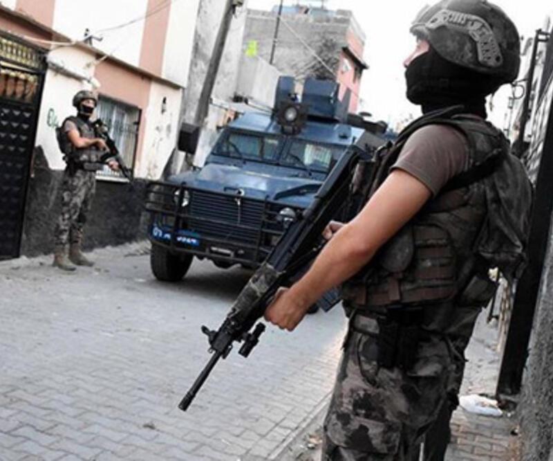 'Turuncu' listedeki terörist yakalandı