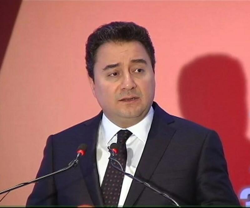 Ali Babacan: Abdullah Gül dışarıdan destek veriyor