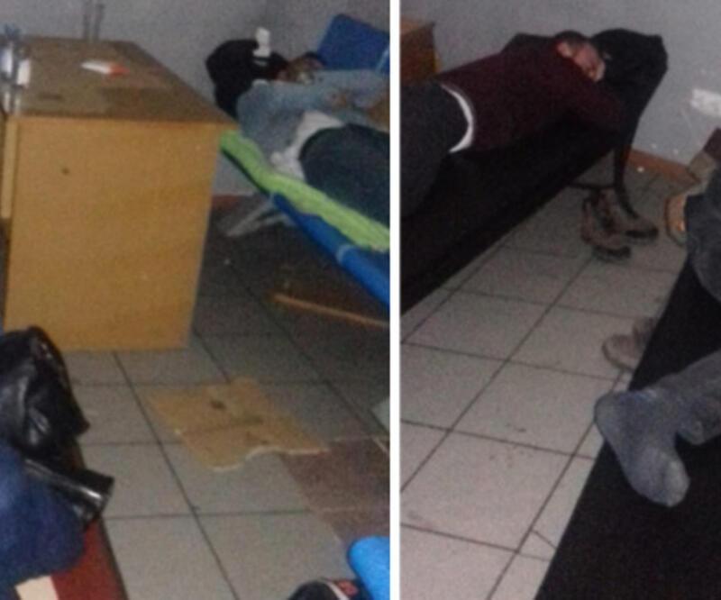 Ukrayna'da Türk vatandaşlarına skandal uygulama