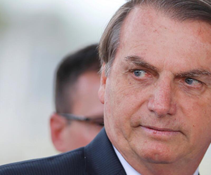 Brezilya Devlet Başkanı Bolsonaro: Kısmi hafıza kaybı yaşadım
