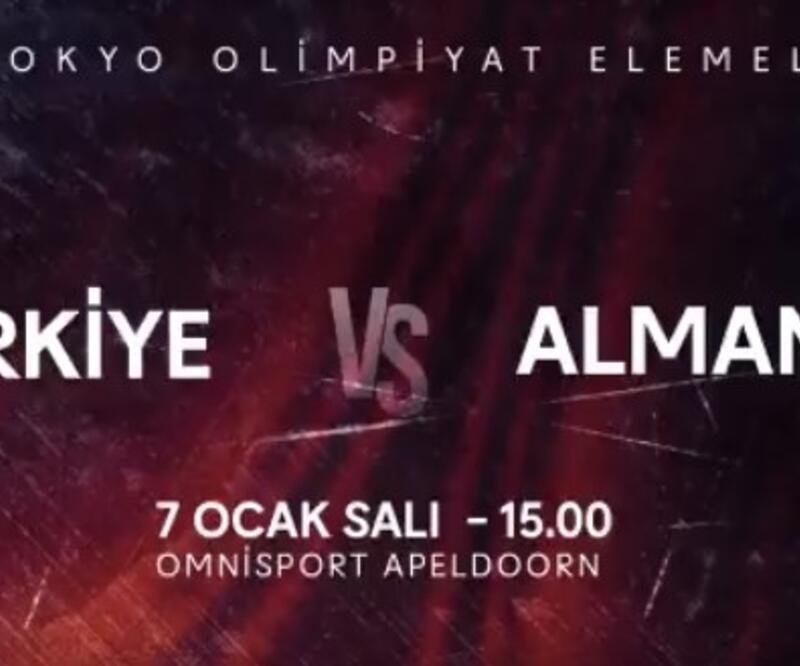 Almanya Türkiye voleybol maçı hangi kanalda, saat kaçta?