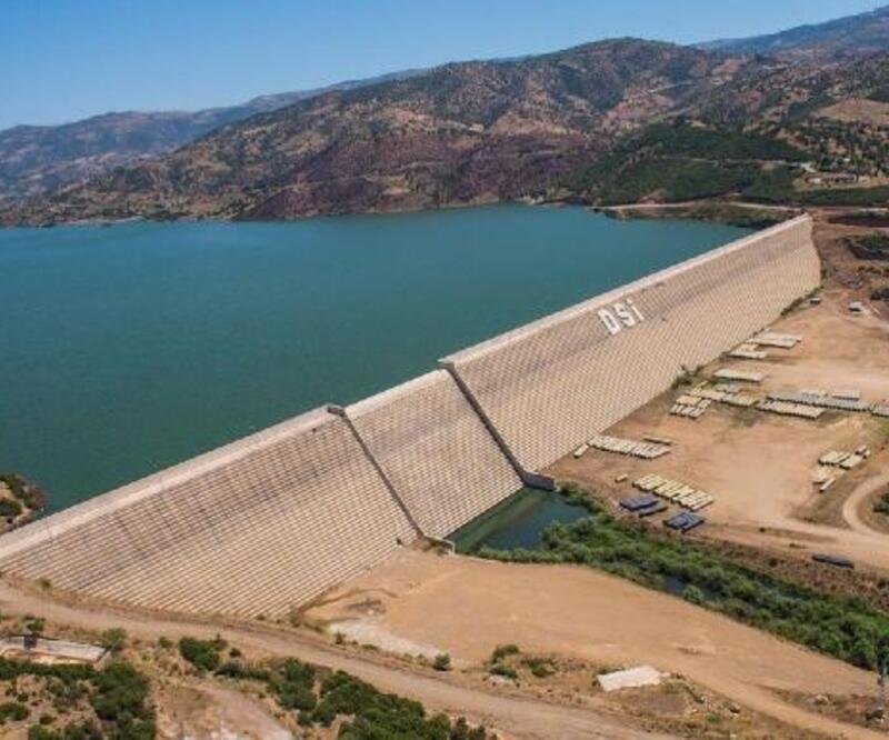 Beydağ Barajı'nda yüzde 80 gerçekleşme oranına ulaşıldı