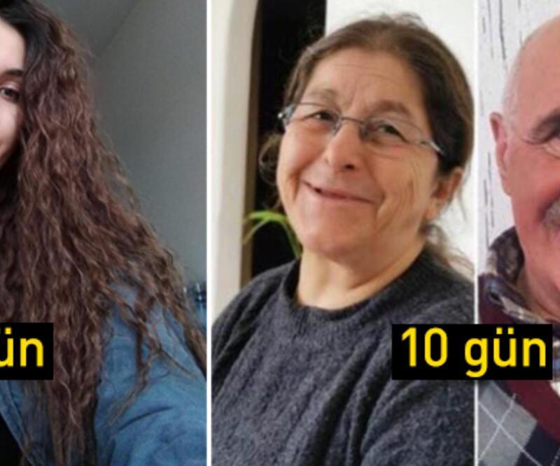 Gülistan'dan 16 gündür, Süryani çiftten 10 gündür haber yok