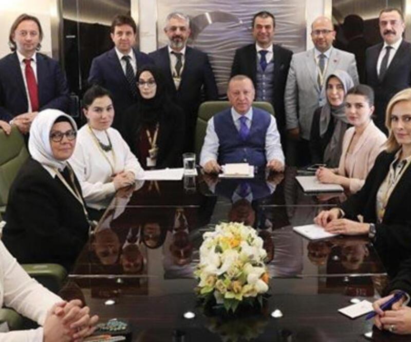 Erdoğan: Libya'da ateşkes için Hafter durdurulmalı