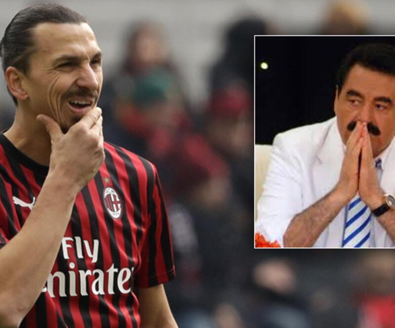 Hakan Çalhanoğlu'ndan Ibrahimovic itirafı